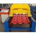 High Speed Step Tile Roof Roll Forming Machinery