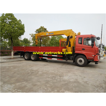 DFAC 270hp 14ton Truck with Cranes