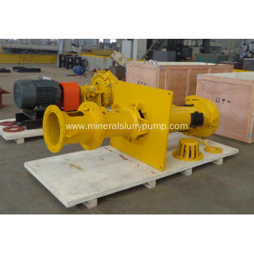 Rubber Waimans Vertical Slurry Pump