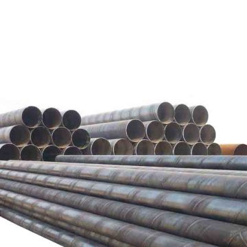 Small Diameter Spiral Steel Pipe