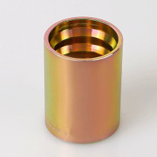 100% Original for Hose Collars 00210 hydraulic ferrule for 2SN hose supply to Anguilla Supplier