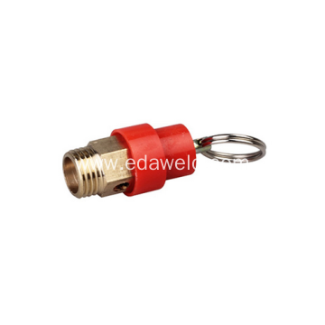 Safety Valve Brass Joint Fittings