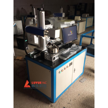 Automatic Industrial Optical Fiber Laser Marking Machine