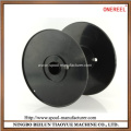 Plastic cable wire packaging spool