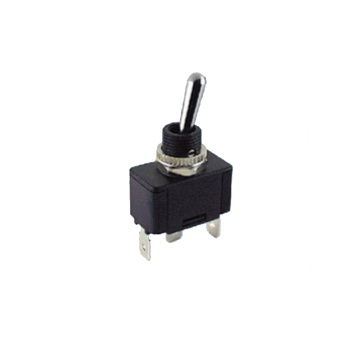 2-3 Position Metal Plastic Toggle Switches