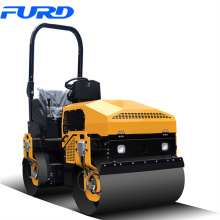 Factory made hot-sale for 1 Ton Road Roller 3 Ton Double Drum Asphalt Vibratory Roller export to Sierra Leone Factories