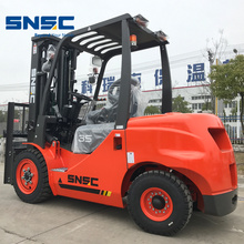 Quality 3.5ton Diesel Forklift Truck Price