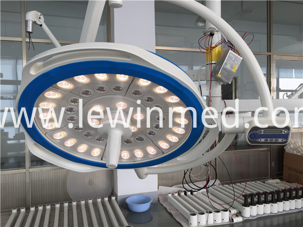 lewin operating lamp