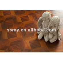China for Parquet Flooring Cost New  parquet style 12mm laminate flooring export to Afghanistan Manufacturer