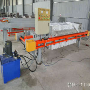 Factory Price Chamber Membrane Filter Press