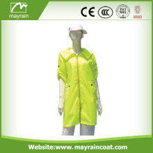 Adult Polyester with PU Coating Raincoat