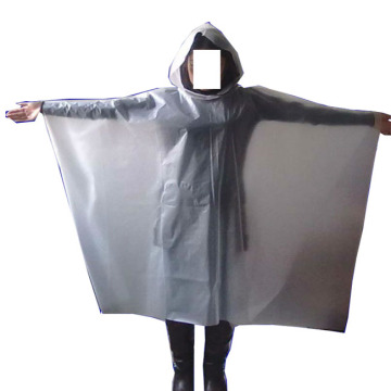 High quality Eco-friendly PEVA rain poncho
