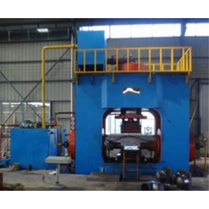 High Quality Hydraulic Tee Cold Forming Machine