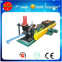 Automatic Rain/Water Steel Downspout Pipe Rolling/Roll Forming Machine
