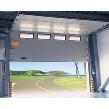 Exterior Safety Electric Insulated Upgrading Door