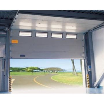 Exterior Kasalametan Electric Insulated Ngaronjatkeun Door