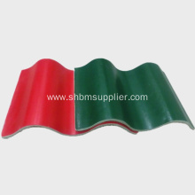 Simple Installation  Roofing Sheet