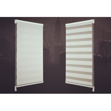 Zebra Roller Blind Curtain Shades Plain