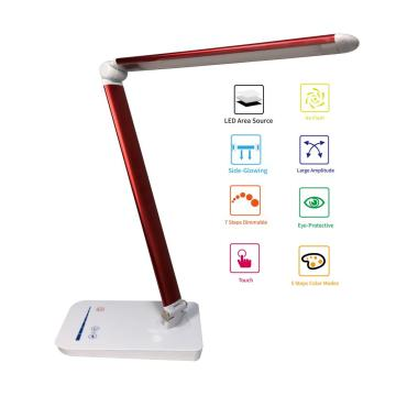 LED Foldable Desk Lamp Table Lamp Working Light