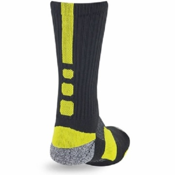 Cheap Custom Knit Basketball Socks
