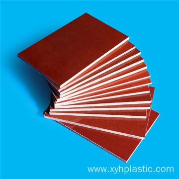Fabric Cotton Cloth Phenolic Resin Plate