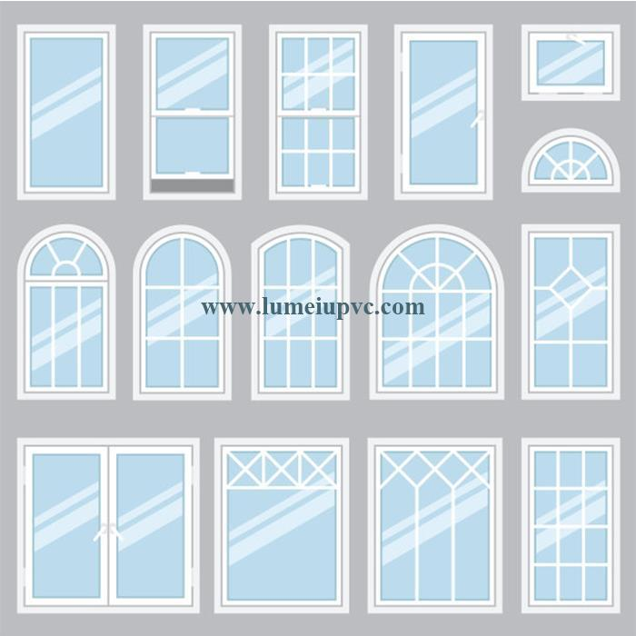 available all kinds of windows