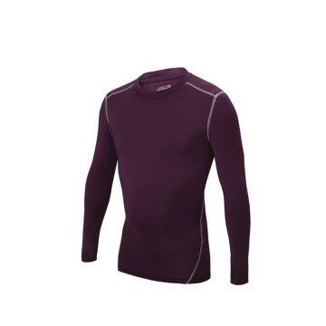 Sublimation 85%Polyester 15%Spandex Compression Rash Guards