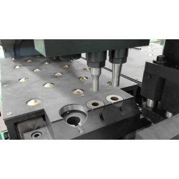 Stainless Steel Hole Punch Machine