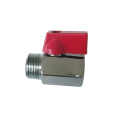 Brass F/M mini ball valve