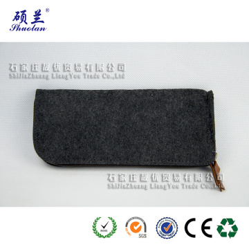 Good quality fashionable felt pen bag pencil bag