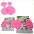 Hot Sell Silicone Bowl Lid Set Of 4