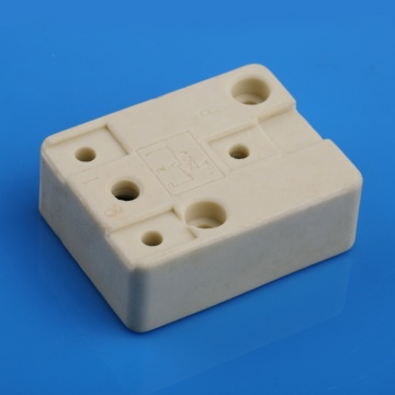 Capillary thermostat ceramic base