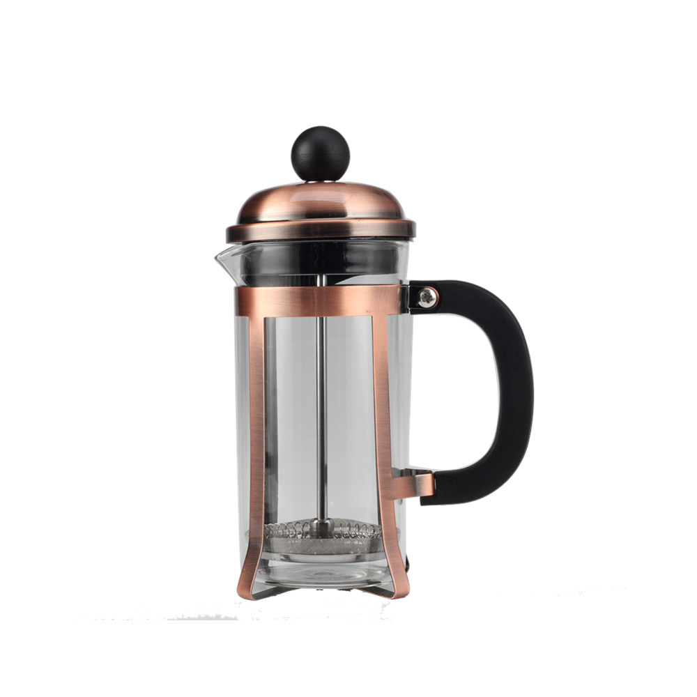 Heat Resistant Glass French Press