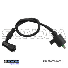 Top for Supply Baotian Scooter Ignition Coil, Qingqi Scooter Ignition Coil, Benzhou Scooter Ignition Coil from China Manufacturer GY6 50 2stroke Ignition Coil supply to South Korea Supplier