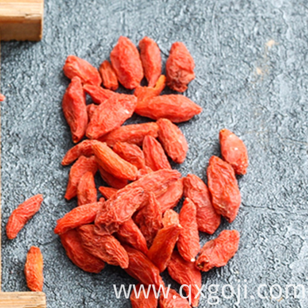 Goji and Acai Berries Traditional Herb
