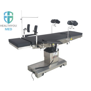 Surgical clinic medical operation table