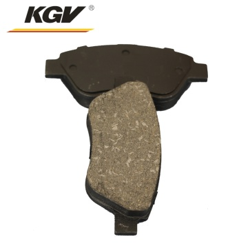 Disc Brake Pad for Citroen Fiat Lancia Peugeot