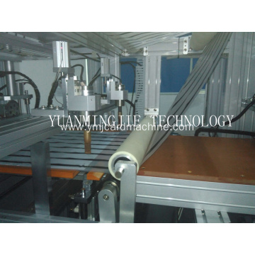 Smart Card Position Full Auto Sheet Collating Machine