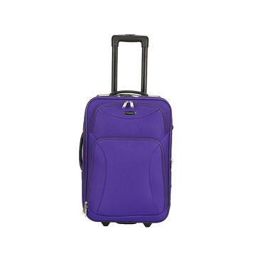 Popular Zipper Soft Shell Trolley
