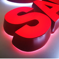 3D Letters for Signs Commercial Signage