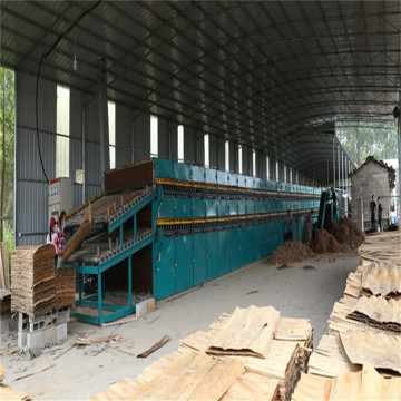 Roller Veneer Dryer-Energy Efficient High Drying Capacity