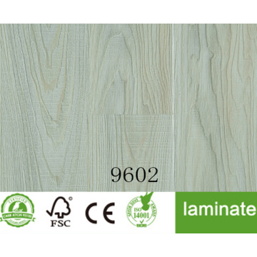 Dark Rustic Oak 12mm Laminate Floor
