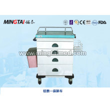 Mingtai cold-rolled anesthesia cart