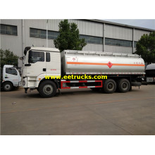 SHACMAN 6000 Gallons Petroleum Transport Tanker Trucks