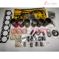 C15 rebuild kit piston ring liner gasket bearing