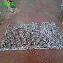 2x1x1m Woven Galvanized Gabion Box for Saudi Arabia