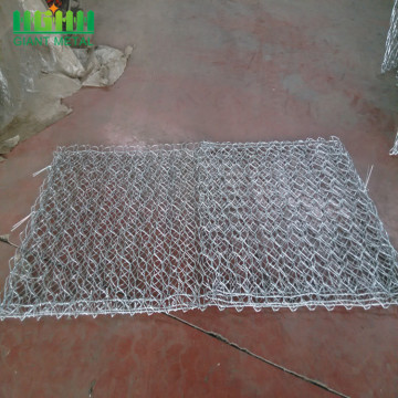 Hot-dipped Galvanized Corrosion Resistance Woven Gabion Box