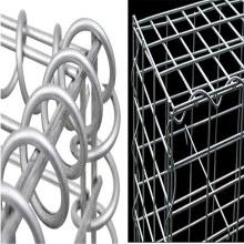 Double Twist Welded Gabion Wire Mesh