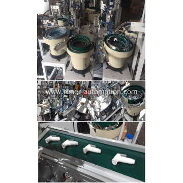 Industrial Automation Product Machine For Sanitary