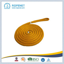 China for Nylon Double Braided Ropes Super Strong Leisure Yatch Rope with Good Price export to Lao People's Democratic Republic Factory